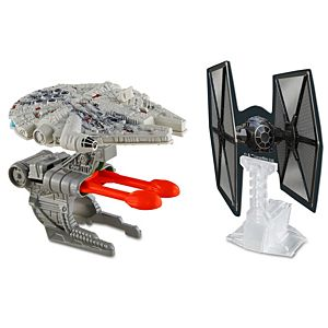 Hot Wheels® Star Wars® Blast Attack™ Millennium Falcon™ Starship