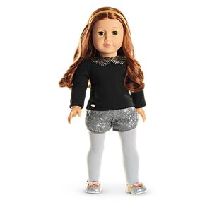 Sparkle Spotlight Outfit for 18-inch Dolls
