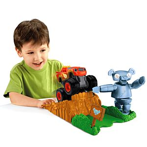 Blaze and the Monster Machines™ Launch & Go Forest Adventure