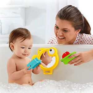 Scoop & Nest Bath Mirror