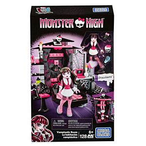 Mega Bloks® – Monster High® – Draculaura™ Vamptastic Room