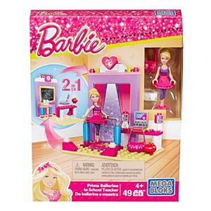 Mega Bloks® Barbie™ Prima Ballerina to School Teacher