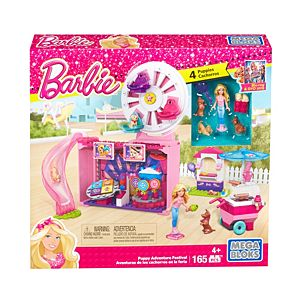 Mega Bloks® Barbie™ Puppy Adventure Festival