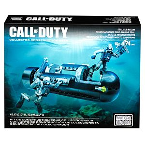 Mega Bloks® Call of Duty® SEAL Recon