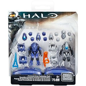 Mega Bloks® Halo Covenant Armor Customizer Pack