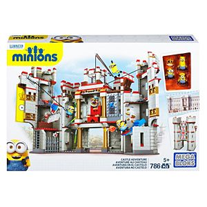 Mega Bloks® Despicable Me Castle Adventure