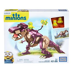 Mega Bloks® Minion Movie Dino Ride
