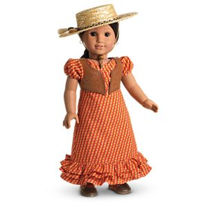 Josefina's Summer Outfit for 18-inch Dolls