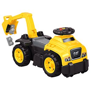 Mega Bloks® Cat™ 3-in-1 Excavator Ride-On