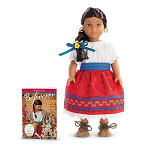 Josefina™ Mini Doll & Book