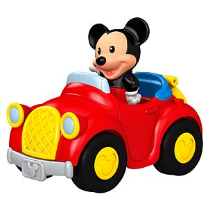 Little People® Magic of Disney Waving Mickey Vehicle
