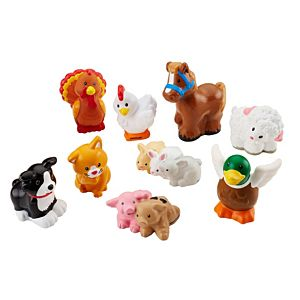 Little People® Farm Animals