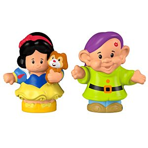 Little People® Disney Princess Snow White & Dopey Figures