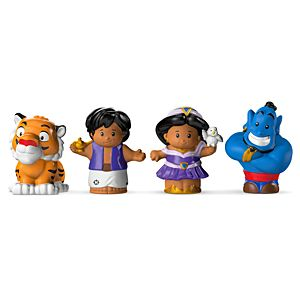 Little People® Disney Princess Jasmine & Friends Buddy Pack
