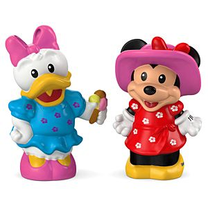 Little People® Magic of Disney Minnie & Daisy Buddy Pack