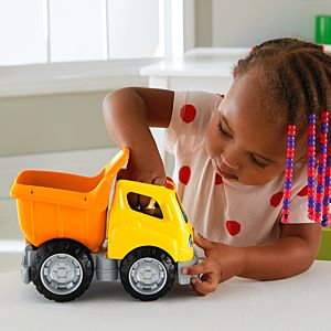 Little People® Dump Truck