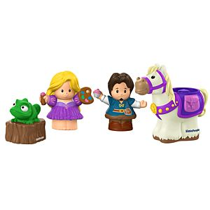 Disney Princess Rapunzel & Friends by Little People®