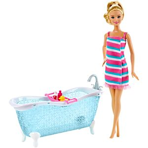 Barbie® Doll & Bathtub