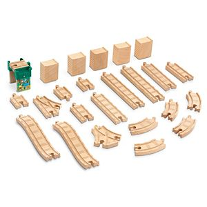 Thomas & Friends™ Wooden Railway Percy and the Little Goat Track Pack