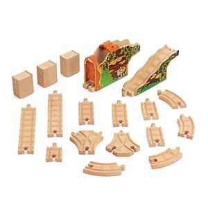 Thomas & Friends™ Wooden Railway Log Tunnel Expansion Pack