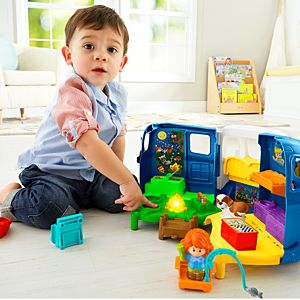 Little People® Songs & Sounds Camper