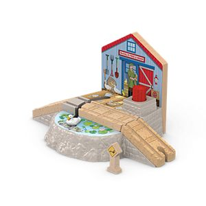Thomas & Friends™ Wooden Railway Duck Pond Crossing