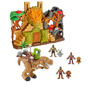 Imaginext® Dino Fortress Gift Set