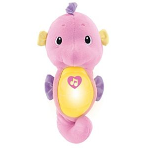Soothe & Glow Seahorse™ (Pink)