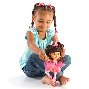 Dora and Friends™ Sparkle & Spin Ballerina Dora
