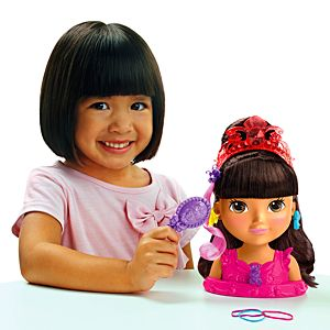 Dora and Friends™ Ballerina Dora Styling Head