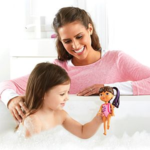 Dora and Friends™ Color Surprise Bath Time Dora