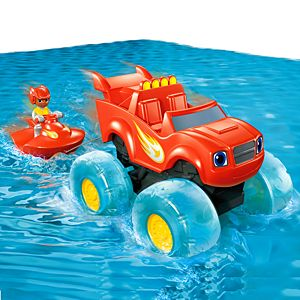 Blaze and the Monster Machines™ Blaze & AJ Water Rider