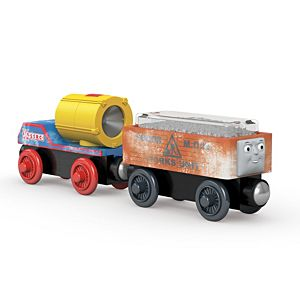 Thomas & Friends™ Wooden Railway Dustin Comes in First Accessory Pack