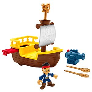 Disney Captain Jake and the Never Land Pirates - Key to the Sea Battle Adventure