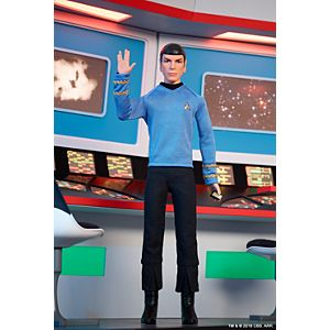 Barbie® Star Trek™ 50th Anniversary Spock Doll