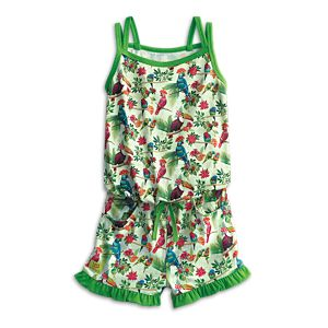 Rainforest Dreams Pajamas for Girls