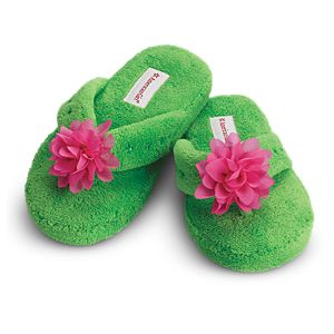 Rainforest Dreams Slippers for Girls