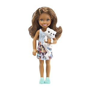 Barbie® Chelsea™ Kitty Fun Doll