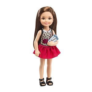 Barbie® Chelsea™ Movie Night Fun Doll