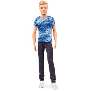 Barbie® Fashionistas® Ken™ Doll - Denim Blues