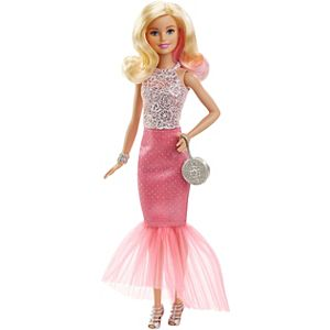 Barbie® Pink & Fabulous™ Doll