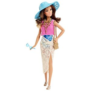 Barbie® Glam Vacation Doll - Trendy Tie-Dye