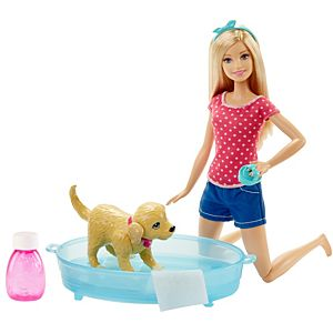 Barbie® Splish Splash Pup™ Playset