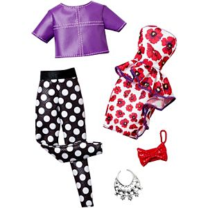 Barbie® Fashion 2-Pack - Power Prints
