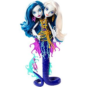 Monster High™ Great Scarrier Reef Peri & Pearl Serpentine™ Doll