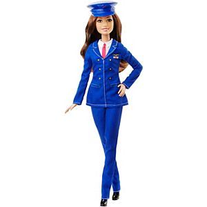 Barbie® Careers Pilot Doll