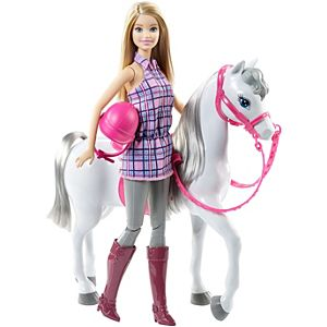 Barbie® Doll & Horse