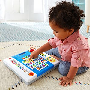 Laugh & Learn® Puppy's A to Z Smart Pad