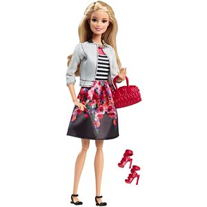 Barbie® Style™ Doll - Stripes & Flowers