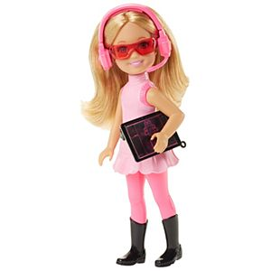 Barbie™ Spy Squad Chelsea™ Junior Agent Doll